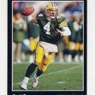 1993 Pinnacle Football #001 Brett Favre - Green Bay Packers