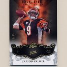 2008 Exquisite Collection Football #020 Carson Palmer - Cincinnati Bengals /75
