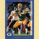 2000 Topps Football #020 Brett Favre - Green Bay Packers