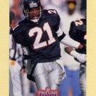 1992 Pro Line Profiles Football #458 Deion Sanders - Atlanta Falcons