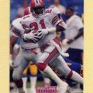 1992 Pro Line Profiles Football #456 Deion Sanders - Atlanta Falcons