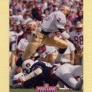 1992 Pro Line Profiles Football #453 Deion Sanders - Atlanta Falcons