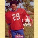 1992 Pro Line Profiles Football #452 Deion Sanders - Atlanta Falcons