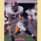 1992 Pro Line Profiles Football #362 Derrick Thomas - Kansas City Chiefs