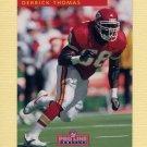 1992 Pro Line Profiles Football #361 Derrick Thomas - Kansas City Chiefs