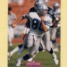 1992 Pro Line Profiles Football #305 Steve Largent RET - Seattle Seahawks
