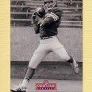 1992 Pro Line Profiles Football #299 Steve Largent RET - Seattle Seahawks