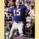 1992 Pro Line Profiles Football #160 Jack Kemp RET - Buffalo Bills