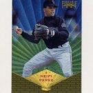 1997 Pinnacle Baseball Museum Collection #178 Neifi Perez RC - Colorado Rockies