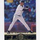 1997 Pinnacle Baseball #193 Ken Griffey Jr. CT - Seattle Mariners