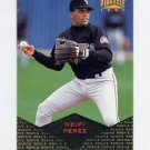 1997 Pinnacle Baseball #178 Neifi Perez - Colorado Rockies