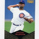 1997 Pinnacle Baseball #177 Amaury Telemaco - Chicago Cubs