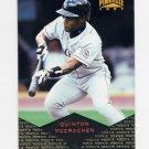 1997 Pinnacle Baseball #176 Quinton McCracken - Colorado Rockies