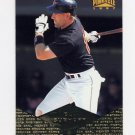 1997 Pinnacle Baseball #142 B.J. Surhoff - Baltimore Orioles