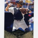 1997 Pinnacle Baseball #141 John Flaherty - San Diego Padres