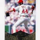 1997 Pinnacle Baseball #124 Ken Hill - Texas Rangers