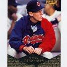 1997 Pinnacle Baseball #121 Orel Hershiser - Cleveland Indians