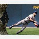 1997 Pinnacle Baseball #113 Moises Alou - Montreal Expos