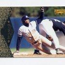 1997 Pinnacle Baseball #111 Bernie Williams - New York Yankees