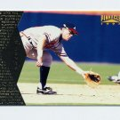 1997 Pinnacle Baseball #096 Chipper Jones - Atlanta Braves