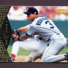 1997 Pinnacle Baseball #092 Alex Rodriguez - Seattle Mariners