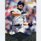 1997 Pinnacle Baseball #076 Jeff Bagwell - Houston Astros