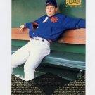 1997 Pinnacle Baseball #073 Todd Hundley - New York Mets