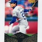 1997 Pinnacle Baseball #070 Brett Butler - Los Angeles Dodgers