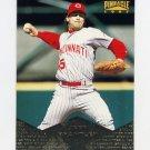 1997 Pinnacle Baseball #062 Jeff Brantley - Cincinnati Reds