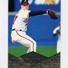 1997 Pinnacle Baseball #061 Tom Glavine - Atlanta Braves
