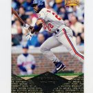 1997 Pinnacle Baseball #056 Rondell White - Montreal Expos