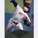 1997 Pinnacle Baseball #055 Roger Clemens - Boston Red Sox