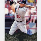 1997 Pinnacle Baseball #045 Scott Stahoviak - Minnesota Twins