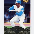 1997 Pinnacle Baseball #040 Devon White - Florida Marlins
