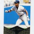 1997 Pinnacle Baseball #035 Darryl Strawberry - New York Yankees