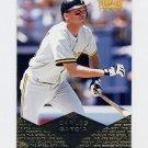 1997 Pinnacle Baseball #034 Carlos Garcia - Pittsburgh Pirates