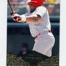 1997 Pinnacle Baseball #033 Kevin Mitchell - Cincinnati Reds