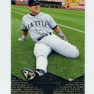 1997 Pinnacle Baseball #029 Edgar Martinez - Seattle Mariners