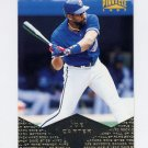 1997 Pinnacle Baseball #024 Joe Carter - Toronto Blue Jays