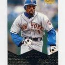 1997 Pinnacle Baseball #020 Lance Johnson - New York Mets
