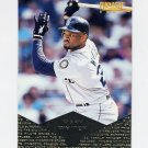 1997 Pinnacle Baseball #019 Mark Whiten - Seattle Mariners NM-M