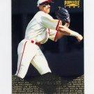 1997 Pinnacle Baseball #018 Juan Gonzalez - Texas Rangers