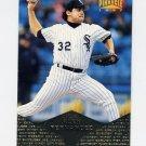 1997 Pinnacle Baseball #013 Alex Fernandez - Chicago White Sox