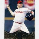 1997 Pinnacle Baseball #009 Curt Schilling - Philadelphia Phillies