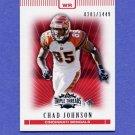 2007 Topps Triple Threads Football #054 Chad Johnson - Cincinnati Bengals /1449