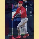 1997 Donruss Baseball Silver Press Proofs #257 Tim Belk - Cincinnati Reds