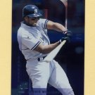1997 Donruss Baseball Silver Press Proofs #169 Bernie Williams - New York Yankees