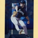 1997 Donruss Baseball Silver Press Proofs #168 Sterling Hitchcock - Seattle Mariners