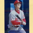 1997 Donruss Baseball Silver Press Proofs #162 David Doster - Philadelphia Phillies