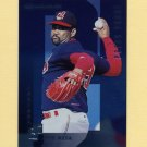 1997 Donruss Baseball Silver Press Proofs #136 Jose Mesa - Cleveland Indians